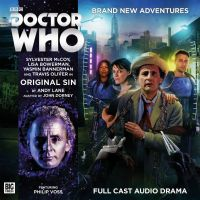 Doctor Who The Novel Adaptations 10: Original Sin - Audio CD